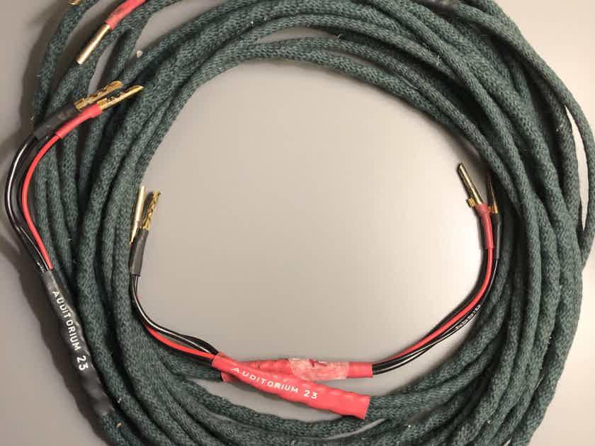 Auditorium 23 Speaker Cables