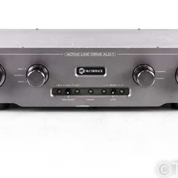 McCormack ALD-1 Stereo Preamplifier