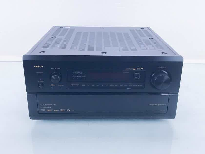 Denon AVR-5803 7.1 Channel Home Theater Receiver; AS-IS (Crackling; No Remote) (16473)