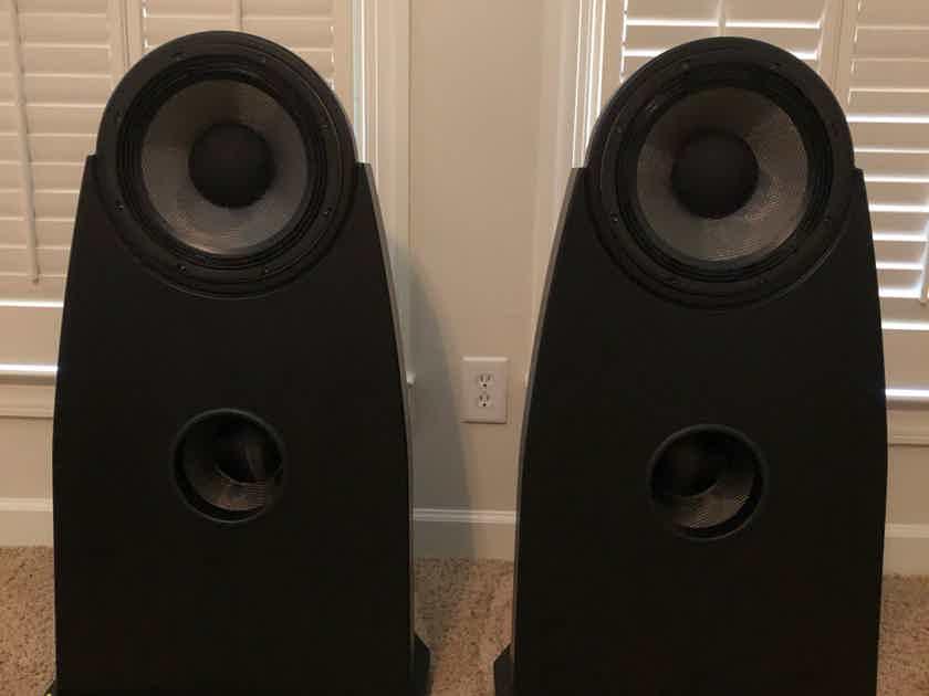 Emerald Physics EC-4.8 Open Baffle Speakers