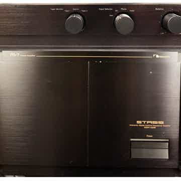 Nakamichi PA-7 and CA-5