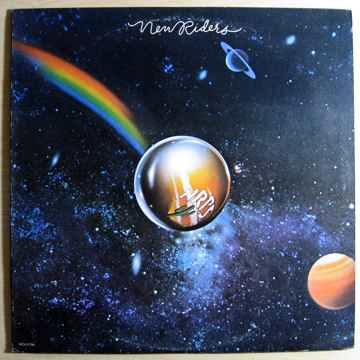 New Riders Of The Purple Sage - New Riders - MCA Record...