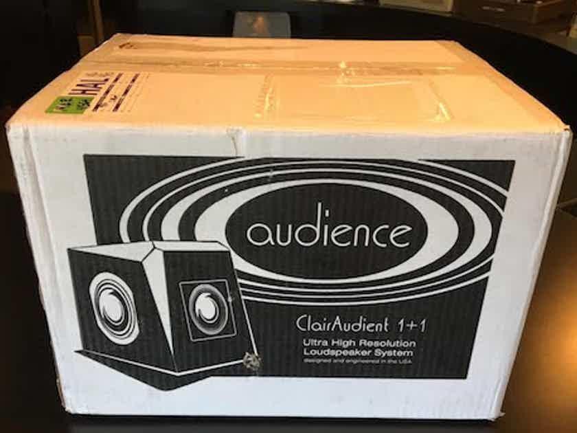 Audience ClairAudient 1+1 Award Winning Single Way Loudspeaker