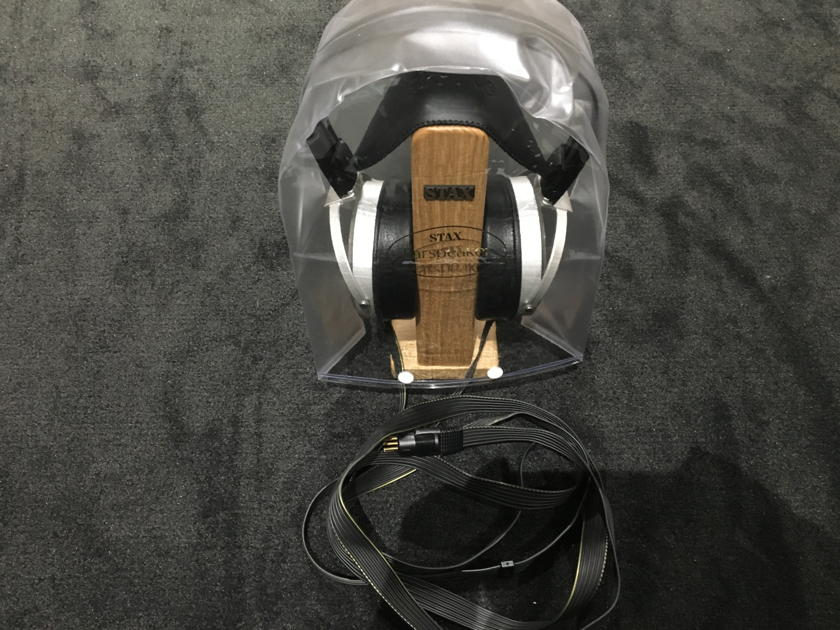 STAX  SR-009 Earspeakers & More Super Nice!
