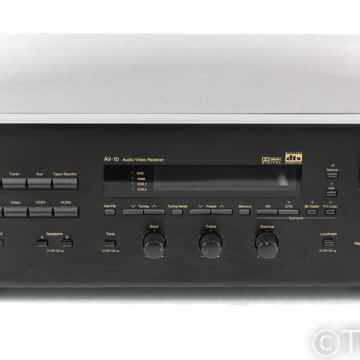 Nakamichi AV-10 5.1 Channel Home Theater Receiver