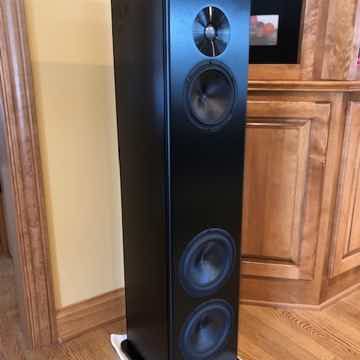Magico A3 w/Grilles, Gaia II and covers - MINT