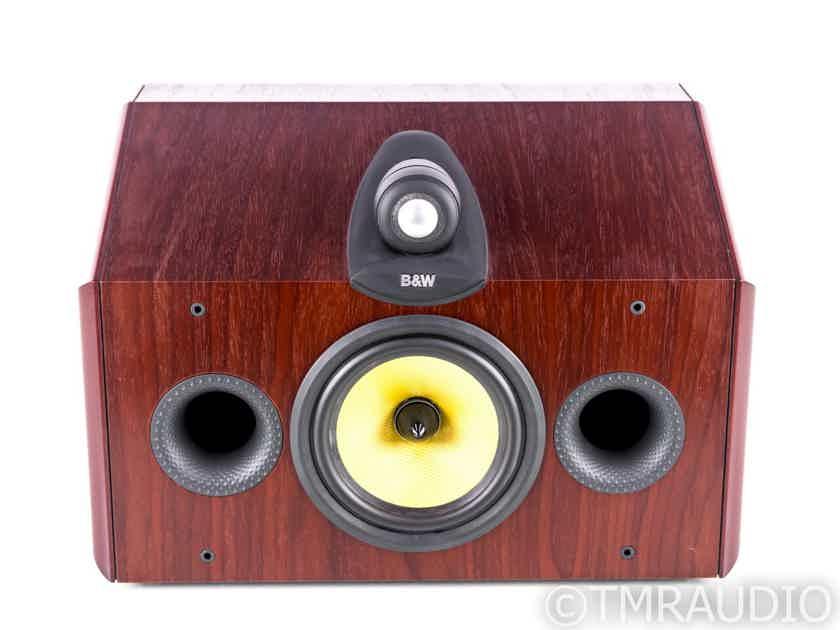 B&W CMD CNT Center Channel Speaker; Rosewood; CMDCNT (20589)