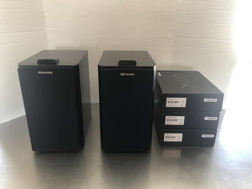 Dynaudio XEO 4 Xeo4 Bookshelf Speakers w/ Link and Extender