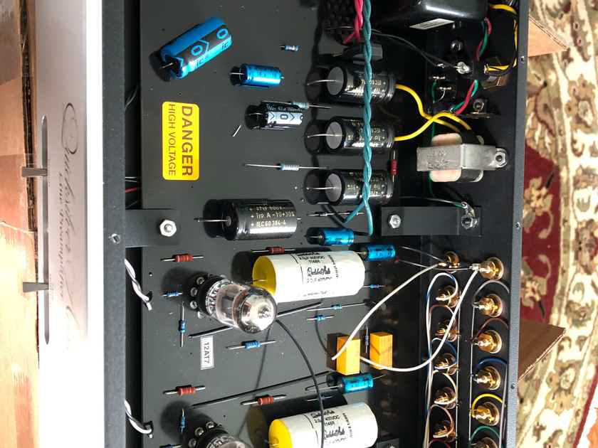 Quicksilver Line Stage Preamplifier