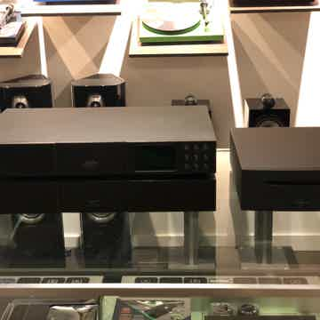 Naim Audio ND5XS+XP5XS+Uniti Serve