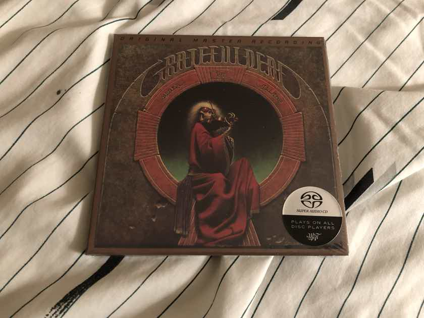 Grateful Dead Blues For Allah MFSL Limited Edition SACD Super Audio #2047