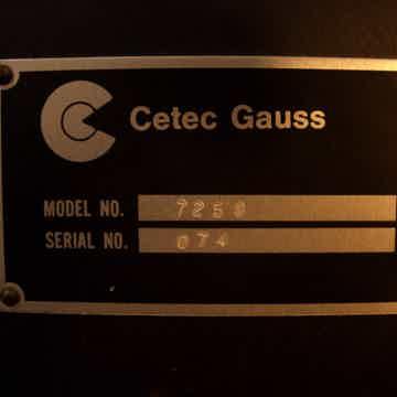 Cetec Gauss  7258