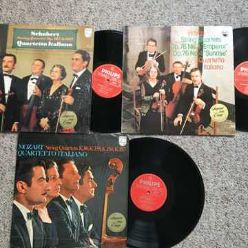 Lot of 3 lp records Philips