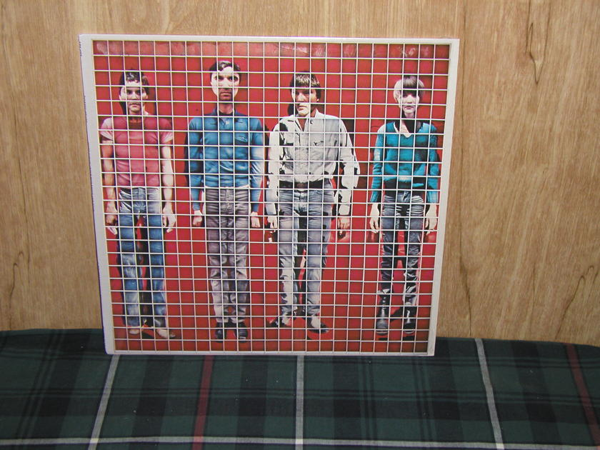 """Talking Heads - More Songs about Buildings and Food Sire  SRK 6058 """"TOP COPY"""" STILL IN SHRINK"""