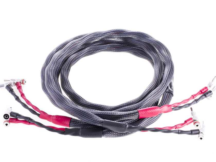 Audio Art Cable  50% OFF Speaker Cables!  2 pairs left to sell!