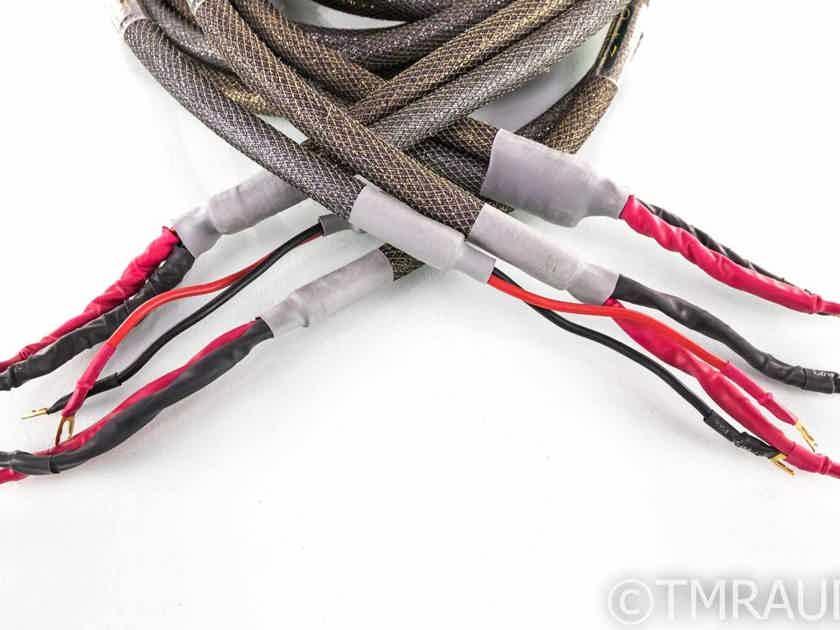 Acoustic Zen Double Barrel Shotgun Biwire Speaker Cables; 3.5m Pair (26043)