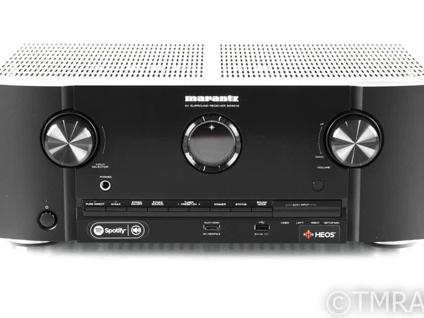 Marantz SR5012 7.2 Channel Home Theater Receiver; SR-5012; HEOS; Spotify Connect (21985)
