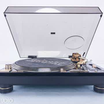 SL-1200GLD Limited Edition Turntable
