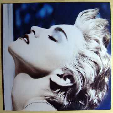 Madonna - True Blue - 1986 SRC Pressing Future Disc Mas...