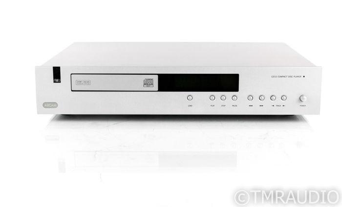 FMJ CD33 Upsampling CD Player