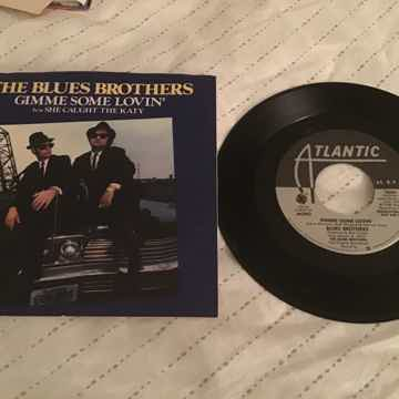 The Blues Brothers Gimme Some Lovin' Promo Mono/Stereo ...