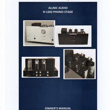 Allnic Audio Model H-1202 Tube