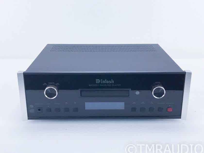 McIntosh MCD201 SACD / CD Player; MCD-201 (16661)