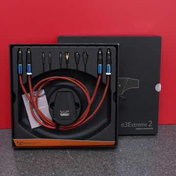 Madison Audio Lab E3 Extreme 2 RCA with Ground Pod