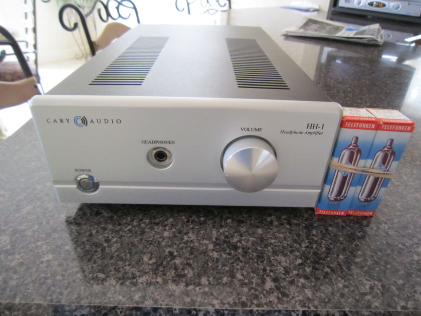 Cary Audio Design HH-1 Headphone Amp MAKE OFFER - NO REASONABLE OFFER REFUSED
