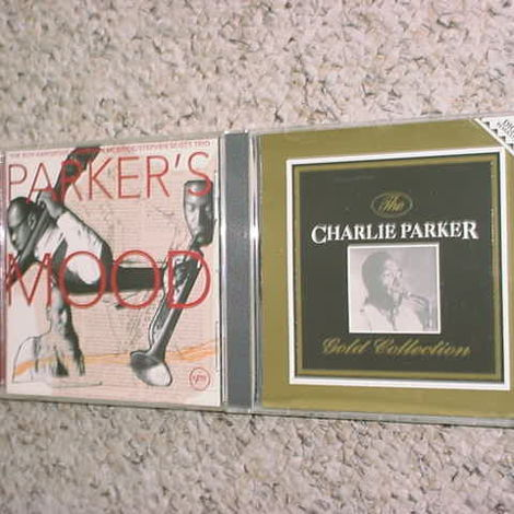 jazz Charlie Parker Roy Hargrove others2 cd cd's the gold collection digital remastering