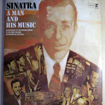 Frank Sinatra - A Man And His Music 1977 2X EX Vinyl LP...