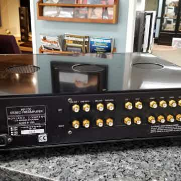 Hovland  HP 100 with MC Phono Stage