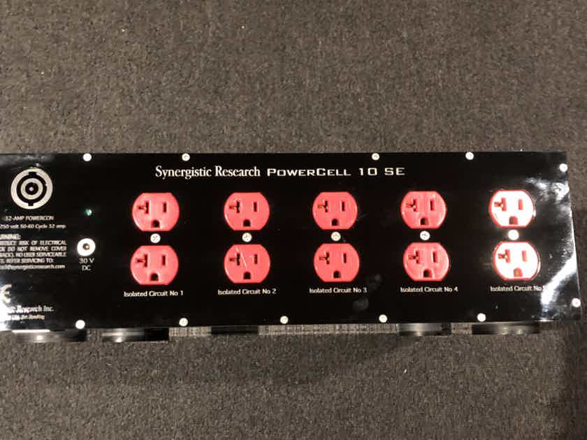 Synergistic Research Tesla PowerCell 10se