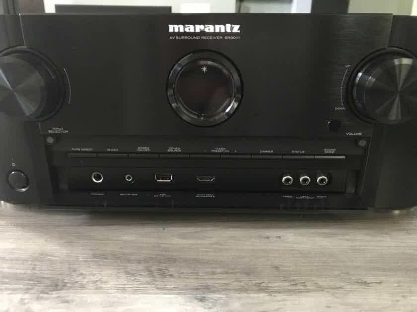 Marantz SR-6011