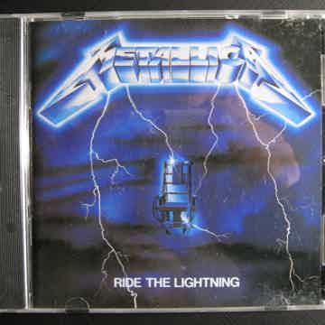 Metallica - Ride The Lightning - Remastered Elektra 9 6...