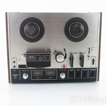 4000DS Vintage Reel to Reel Tape Recorder