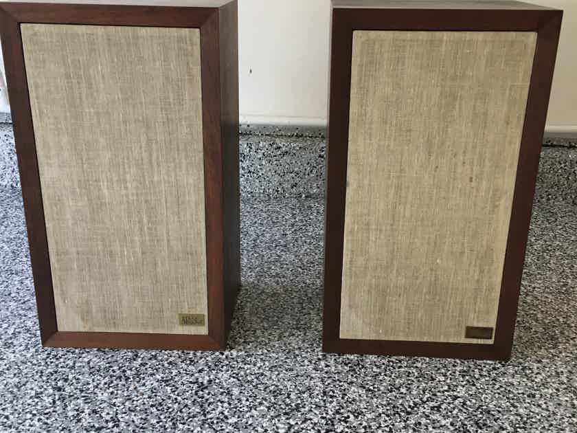 Acoustic Research AR-3a pair recapped nice