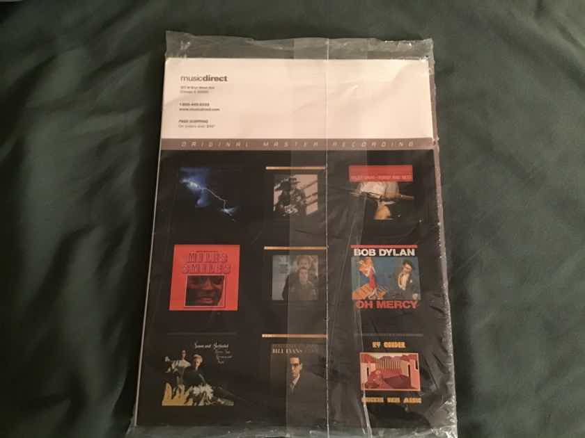 Simon & Garfunkel  Music Direct 2018 Catalog Sealed MFSL