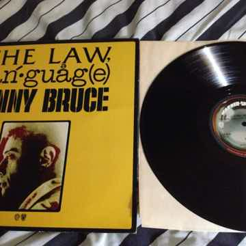 Lenny Bruce - Law,Language And Lenny Bruce Warner Spect...