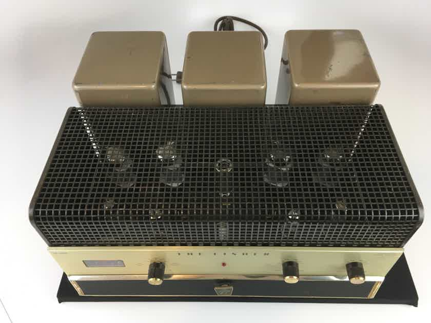 Fisher SA-1000 Legendary and Collectible Tube Amp.  Fully Tested