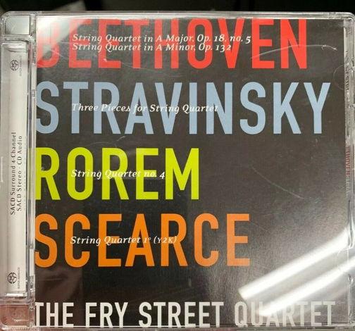 TheFry Street Quartet
