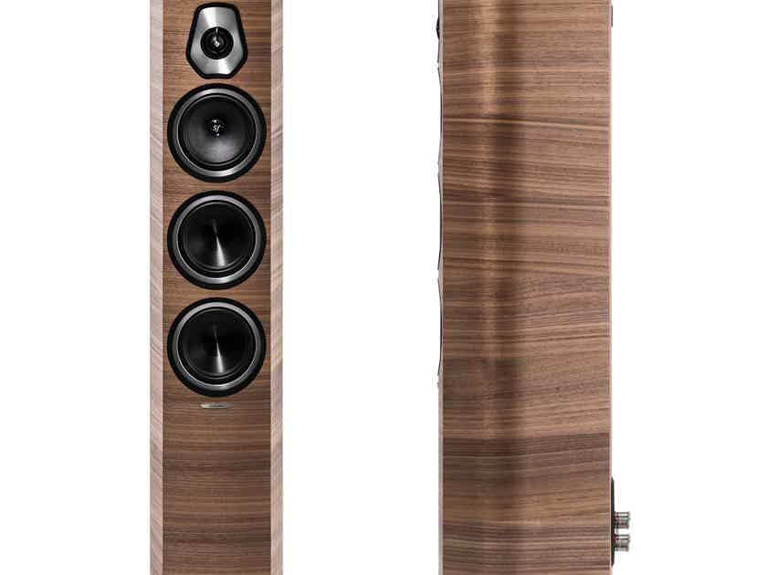 Sonus Faber Sonetto III Wood pair Speakers