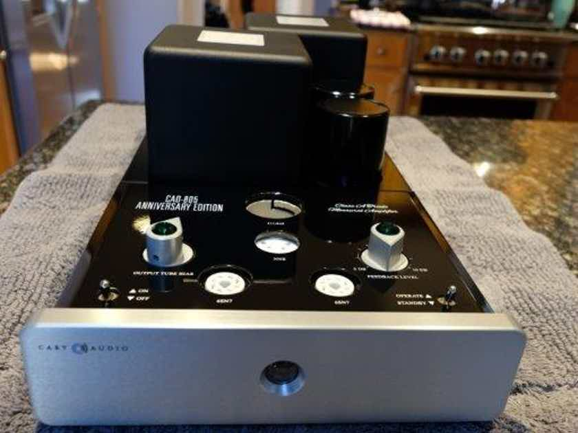 Cary Audio CAD-805 AE Monoblock Amplifiers-Look and Sound Amazing!