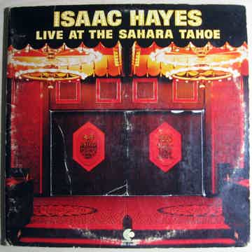 Isaac Hayes Live At The Sahara Tahoe