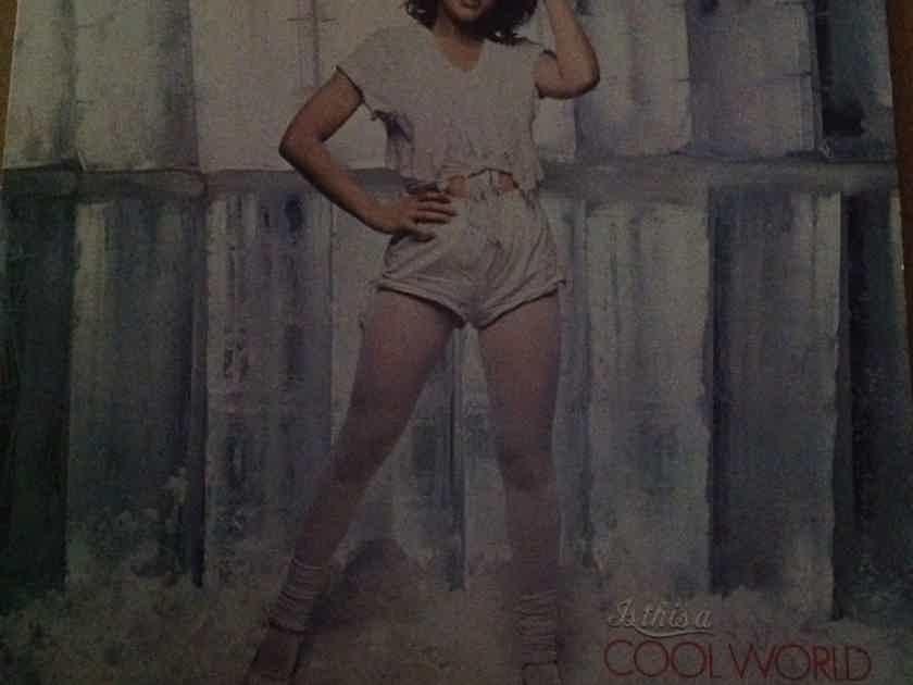 Karla Devito - Cool World Epic  Records Viny LP l NM