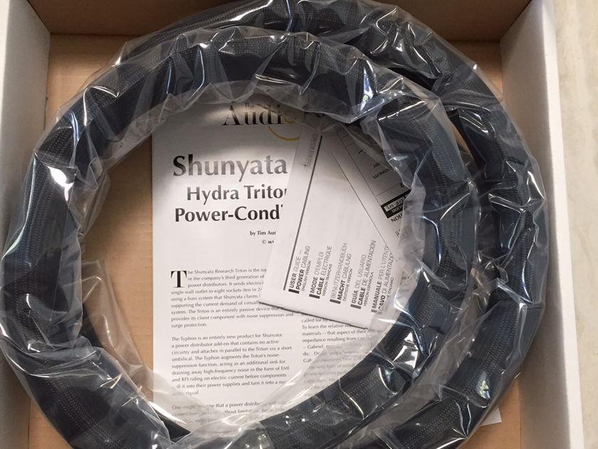 Shunyata Research Python Ztron 1.75 meter 20 amp IEC New lower price!