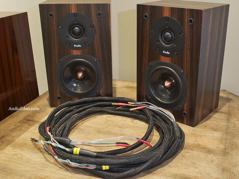LFD Silicone 3M Bi-Wire Speaker Cables