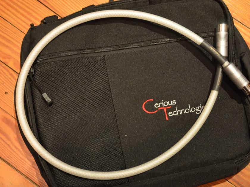 Cerious Technologies Digital Cable AES/EBU Liquid Ceramic Design 1 meter