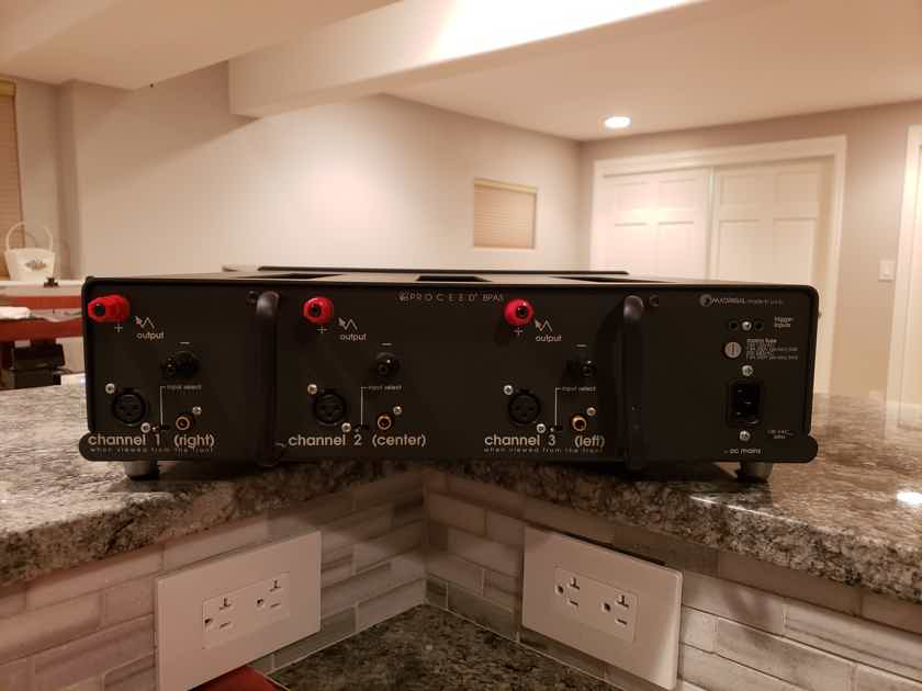 Proceed BPA-3, Mark Levinson Clone, Factory Double Box!!!