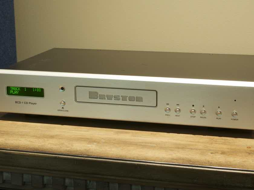 Bryston BCD-1 CD Player SEE PHOTO